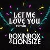 music-DJ Snake - Let Me Love You (BOXINBOX & LIONSIZE