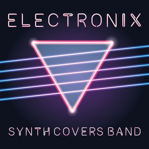 Electronix synth covers band play 'Electricity' - by OMD