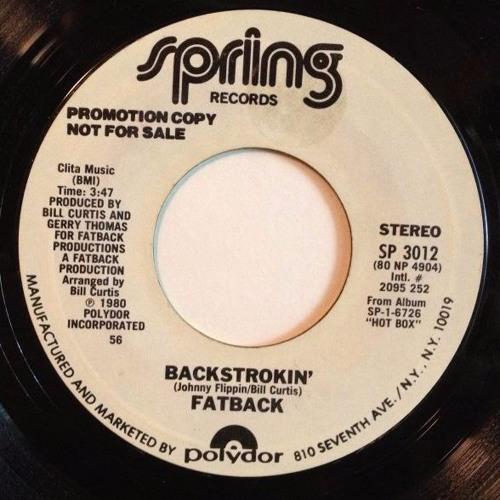 Fatback - Backstrokin' (Petko Turner Edit) R2D2 Droid Disco Boogie Bass Funk Unreleased