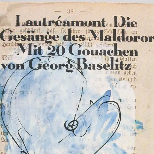 Lautreamont – Die Gesänge des Maldoror