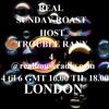 Real Sunday Roast Host Trouble Ranx For @realhouseradio.com- RHR 13 - 11 - 16...