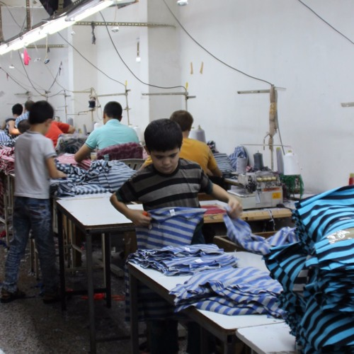 Zeytinburnu Child Labor