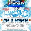 Monta Vs Hangar 13 Boxing Day Promo - Dj Electro, Dj Synph - Mc Intro