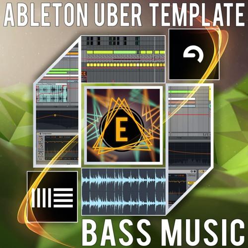 Ableton Uber Template - Bass Music - 1,024 samples!