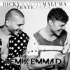 Vente Pa Ca - Ricky Martin Ft. Maluma - (Fieston+Reggaeton Mix) Emma Dj