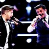 Andrew DeMuro Vs. Billy Gilman - Man In The Mirror. The Voice battle