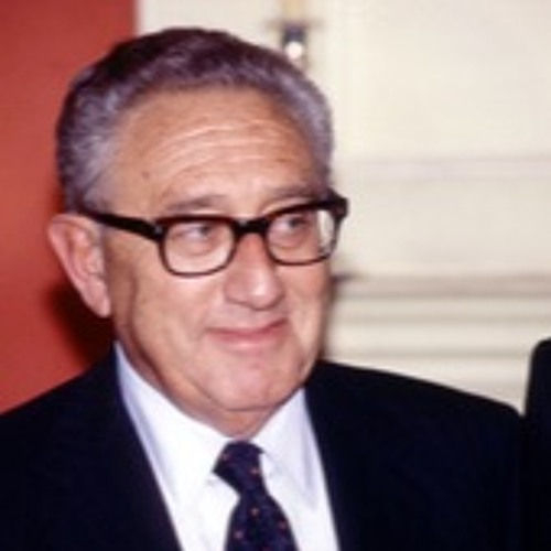 On Background: Interview with Dr Henry Kissinger