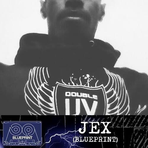 HYDE UK Aka JEX - BLUEPRINT 3