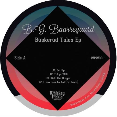 PREMIERE : B.G. Baarregaard - Get Up