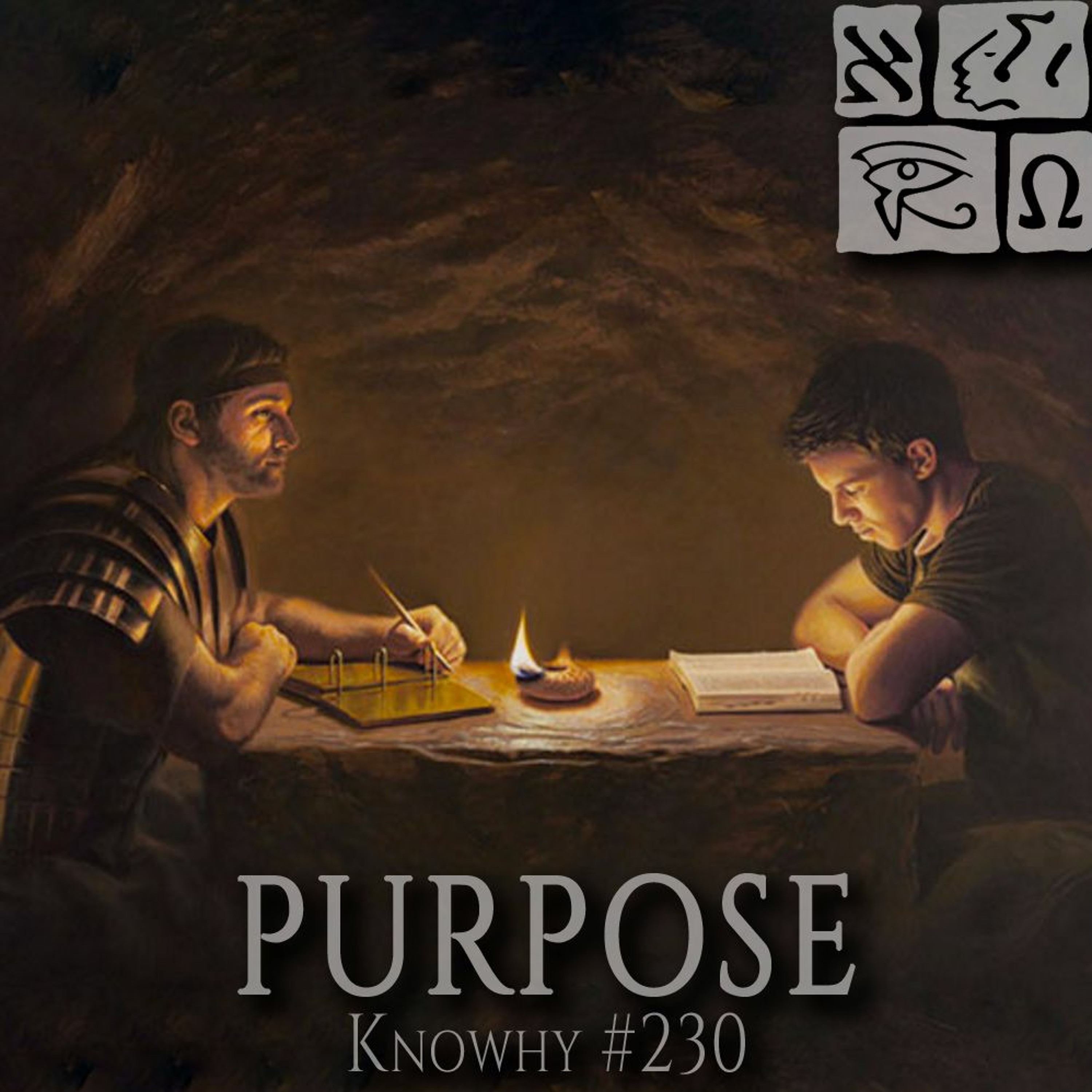 What Was Mormon's Purpose In Writing...
