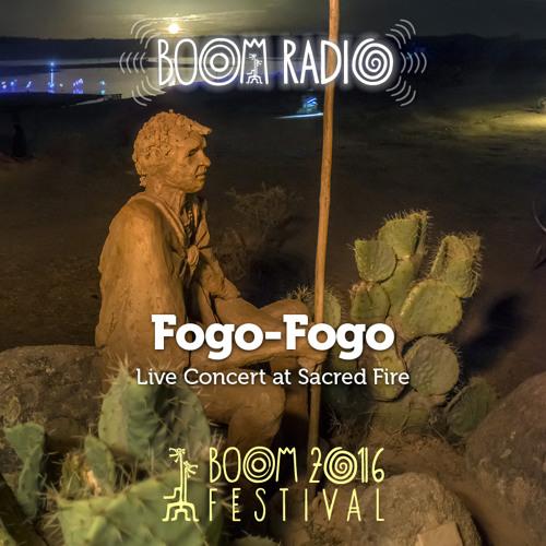 Fogo-Fogo - Sacred Fire 04 - Boom Festival 2016