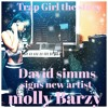 David simms sings a new adtist molly barzy the story
