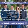Golijov:The Dreams & Prayers of Isaac the Blind. The St Lawrence String Quartet,Todd Palmer clarinet