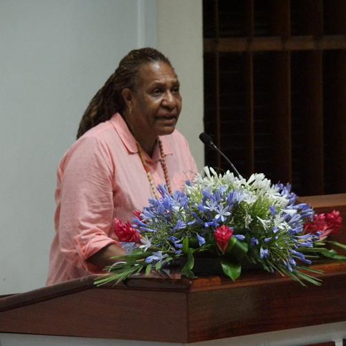 Betty Lovai Keynote - Women in Leadership - 2016 PNG Update