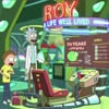 You Killed My Best Customer But You Saved A Mind Reading - Rick And Morty S02E02 Mortynight Run