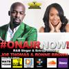 The Cool Kids Interview R&B Singer Joe and Entrepreneur Ronne Brown