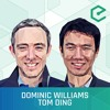 157 – Tom Ding & Dominic Williams: DFINITY and the Quest for a Decentralized Cloud