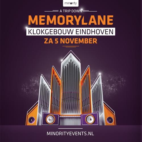04. Rank1 - Live @ Memorylane, Eindhoven 05 - 11 - 2016