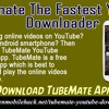 TubeMate The Fastest YouTube Downloader