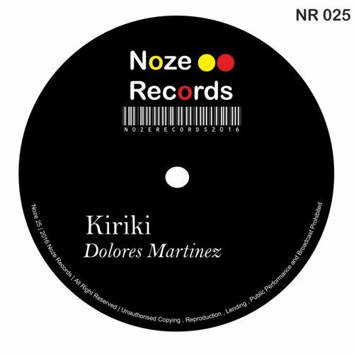 025 Dolores Martinez - La Fuera (Original Mix)cut