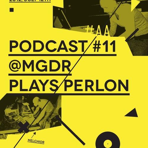 MGDR Podcast #11 PERLON (2012.07.12)