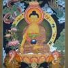 Shakyamuni Buddha Mantra - Om Muni Muni Maha Muniye Soha