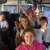 Ya llegaron a Mendoza para representar en el Nacional de Gimnasia Artística a Pinamar