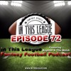 Episode 72- Week 11 With Corey Parson Of FNTSY