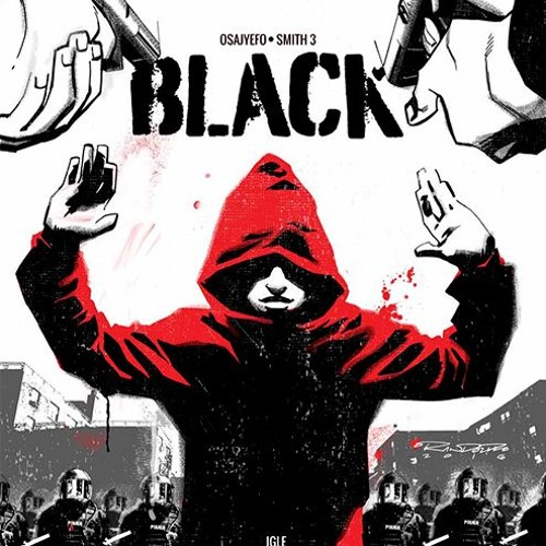 Kwanza Osajyefo and Tim Smith 3 Talk Black, Their Hit Comic Series