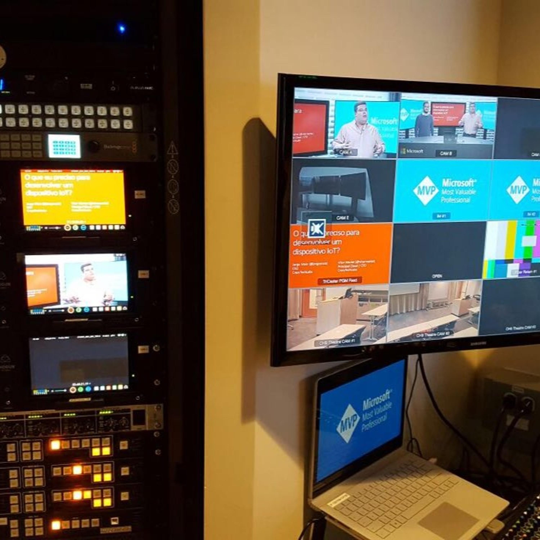 [S4E5] MVP Summit 2016 e Gravação de Vídeo no Channel 9 em Redmond