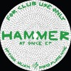 Optimo Music Disco Plate Nine - Hammer - At Once (Club Use Only) 12
