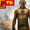 Rap Do Flash Reverso // O assassino do passado // TK RAPS #RPV