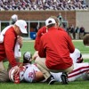 Former Badger Football Players Recognize Need to Take School Seriously
