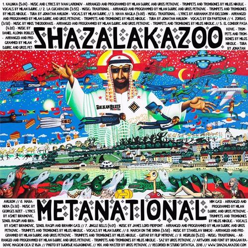 ShazaLaKazoo - La Cucaracha