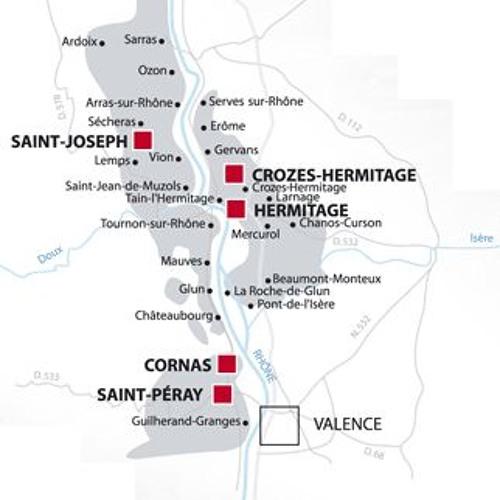 La Syrah et le Crozes-Hermitage : exploration d'un cépage et d'un vin