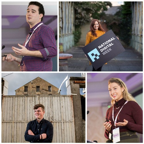 Irish Business Millennials Taking on the World at National Digital Week