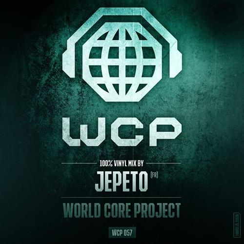 (World Core Project) 100% Vinyl Mix by JEPETO(Fr)