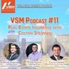 VSM Podcast #11 | Real Estate Insurance