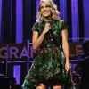 Carrie Underwood on Crystal Gayle's 'Don't It Make My Brown Eyes Blue' @opry 11-15-16.