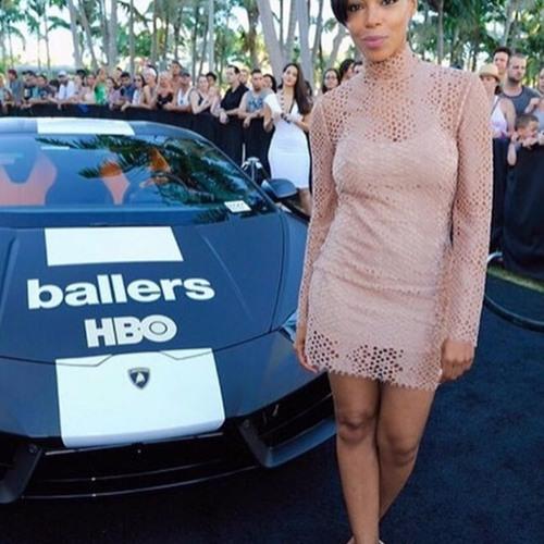 Jazmyn Simon Talks Ballers 2 + What's Next for Julie Greane