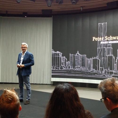 Peter Schwarzenbauer BMW MINI UrbanX Iconic Impulses