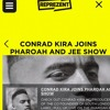 Conrad Kira Reprezent FM Freestyle on the Pharoah And Jee Show!