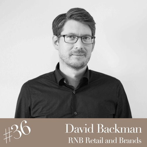David Backman, RNB Retail and Brands