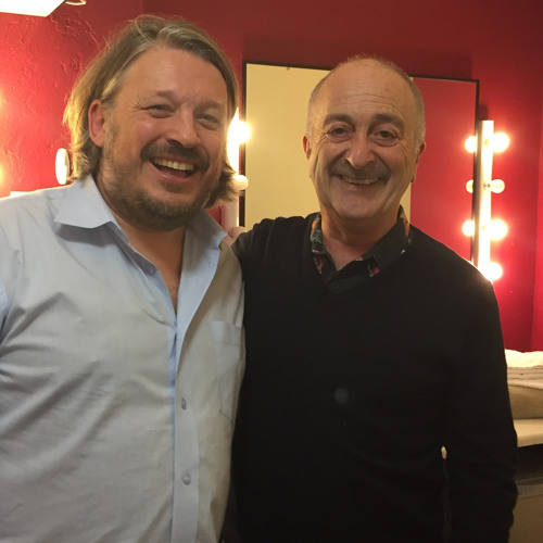 Richard Herring's Leicester Square Theatre Podcast - Episode 122 - Sir Tony Robinson
