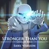 Xandu - Stronger Than You -Genocide Remix- (Sans version)