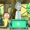Morty, You've Got To Flip Them Off, I Told Them It - Rick And Morty S02E06 The Ricks Must Be Crazy