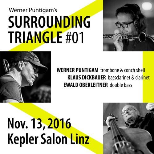 SURROUNDING TRIANGLE @ Kepler Salon Linz 2016