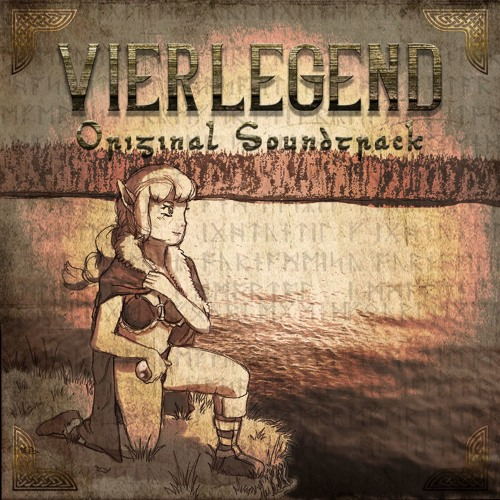 Vier Legend OST - Monster Battle