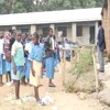 National Anthem of Malawi, sung at school assembly