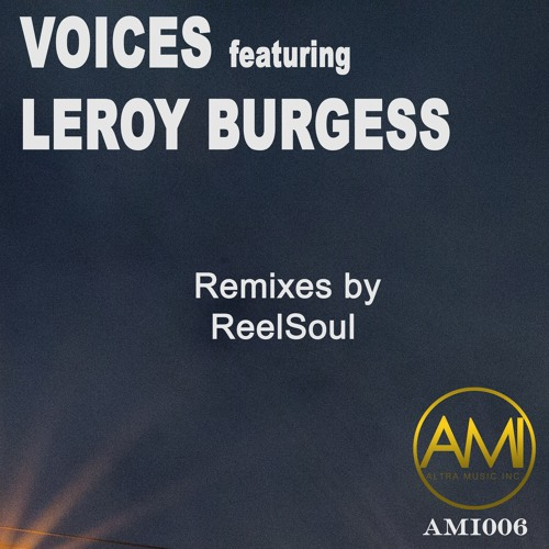 "LEROY BURGESS ""VOICES"" REMIX-REELSOUL RADIO EDIT"